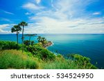 phromthep cape  beautiful... | Shutterstock . vector #534524950