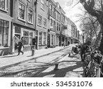 utrecht  netherlands  on march... | Shutterstock . vector #534531076
