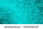 abstract background of small... | Shutterstock .eps vector #534546319