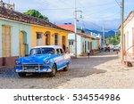 trinidad  cuba   march 23  2016 ... | Shutterstock . vector #534554986