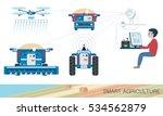 innovative technologies in... | Shutterstock .eps vector #534562879