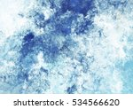 artistic splashes of bright... | Shutterstock . vector #534566620