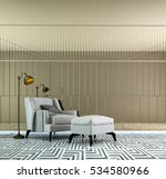 new 3d rendering of modern...   Shutterstock . vector #534580966