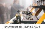 moscow 9 december 2016 vape...   Shutterstock . vector #534587176