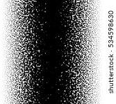random circles pattern.... | Shutterstock .eps vector #534598630
