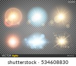 creative concept. vector set of ... | Shutterstock .eps vector #534608830