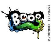 vector comics icon. | Shutterstock .eps vector #534646018