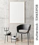 3d rendering of hipster corner... | Shutterstock . vector #534653938