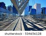 Akrobaten Pedestrian Bridge In...
