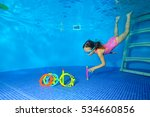 Sports Little Girl Dives To Th...