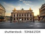 Palais Or Opera Garnier   The...