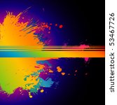 splash | Shutterstock .eps vector #53467726