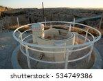 herodium  herodion  fortress of ... | Shutterstock . vector #534749386