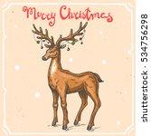 vector color illustration of... | Shutterstock .eps vector #534756298