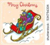 vector color illustration of... | Shutterstock .eps vector #534756334