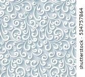 elegant background with paper...   Shutterstock .eps vector #534757864
