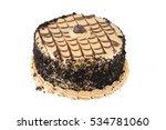 Single Chocolate Mocha Cake...