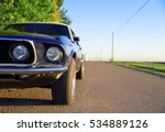 Oldtimer Classic Car Background