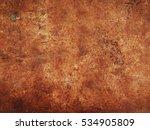 Old Grunge Rustic Metal Textur...