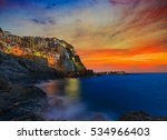 Cinque Terre Colorful...