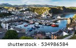 beautiful view of coastal... | Shutterstock . vector #534986584