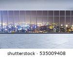 Panoramic Skyline And Building...