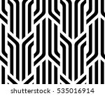 the geometric pattern with... | Shutterstock .eps vector #535016914