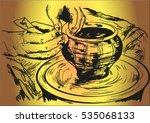 art   Shutterstock .eps vector #535068133