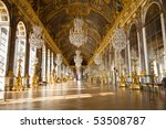 Mirror's Hall Of Versailles...