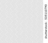 striped herringbone seamless... | Shutterstock .eps vector #535110790