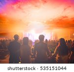 blurred christian | Shutterstock . vector #535151044