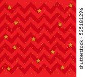 pattern of zigzags. beautiful...   Shutterstock . vector #535181296