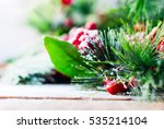 Christmas Green Decorative...