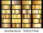 gold background texture vector... | Shutterstock .eps vector #535217446