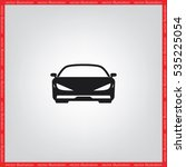 car icon vector illustration... | Shutterstock .eps vector #535225054