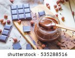 beautiful composition with... | Shutterstock . vector #535288516