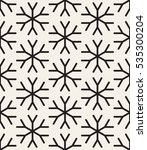 vector seamless pattern.... | Shutterstock .eps vector #535300204