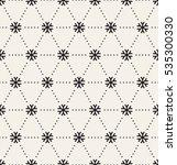 vector seamless pattern....   Shutterstock .eps vector #535300330
