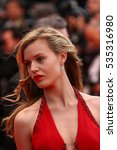 cannes   may 15  2013  georgia... | Shutterstock . vector #535316980