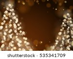 unfocused blurred lights and...   Shutterstock .eps vector #535341709