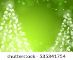 unfocused blurred lights and... | Shutterstock .eps vector #535341754
