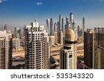 Dubai  Uae   Sep 15  A Skyline...