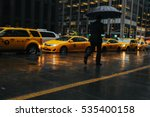beautiful streets of nyc | Shutterstock . vector #535400158