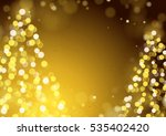 unfocused blurred lights and... | Shutterstock .eps vector #535402420