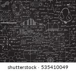 physical scientific vector... | Shutterstock .eps vector #535410049