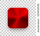 red blank app icon  technology...