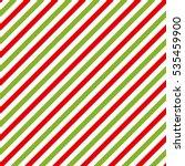 Seamless Diagonal Stripe Pattern