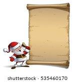 vector cartoon illustration of... | Shutterstock .eps vector #535460170