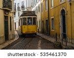 november 14 2014  lisbon ... | Shutterstock . vector #535461370
