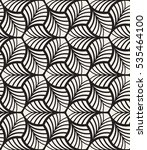 vector seamless pattern.... | Shutterstock .eps vector #535464100